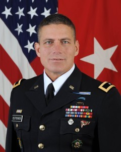 BG Paul Ostrowski, Program Executive Officer, PEO Soldier