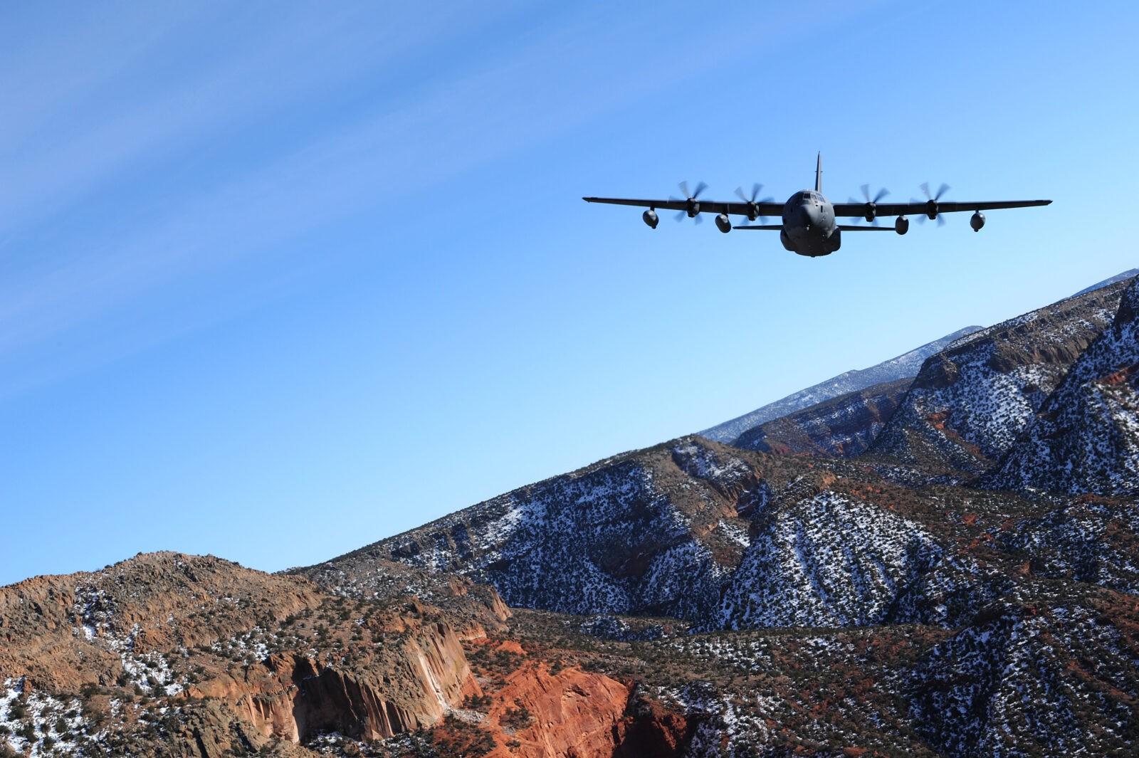 MC-130J Combat Shadow II
