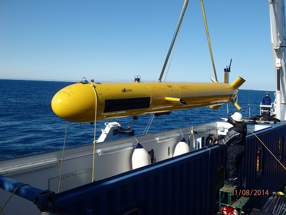 DRDC AUV Canada Franklin Expedition