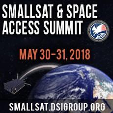 TDM Square SmallSat Space Access 230 x 230