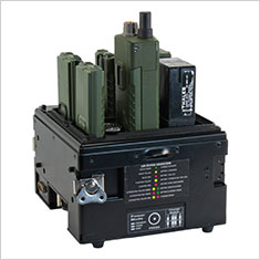 Modular Universal Battery Charger. (Army)