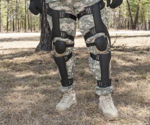 Kinetic Energy Harvesting knee braces prototype