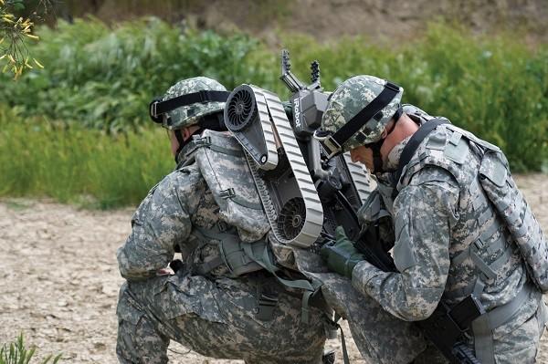 SUGV robot US Army