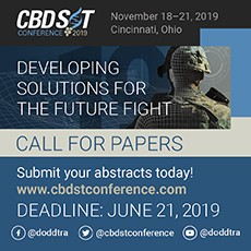 DTRA-CBD-ST-Conference-CFP_Mag_Dig_ad_230x230_call_for_papers