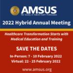2022 Hybrid Annual Meeting digital ad