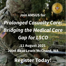 Prolonged Casualty Care digital ad 3